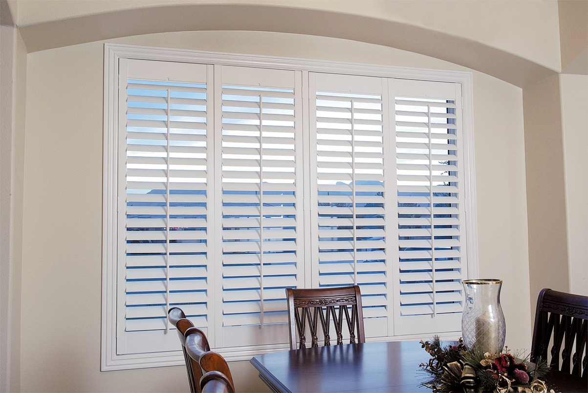 shutters folio cedar blinds painted gallery california plantation