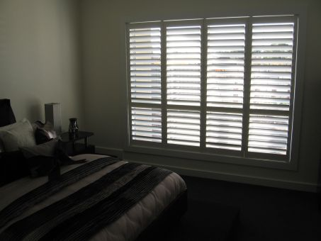 basswood plantation shutters with 89mm blades clearview craigieburn